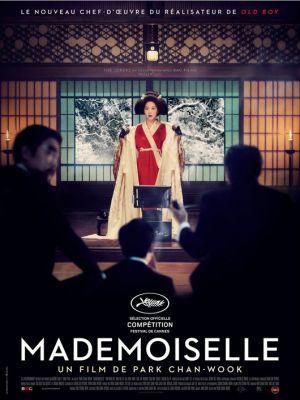 Mademoiselle / Park Chan-wook (réal)   Park Chan-wook (1963-....). Metteur en scène ou réalisateur. Scénariste. Producteur