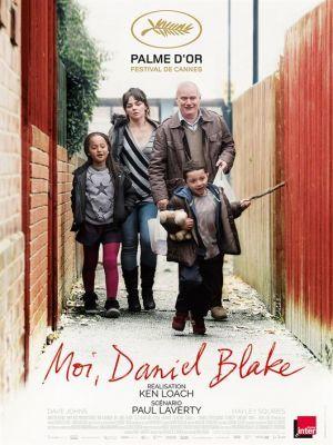 Moi, Daniel Blake / Ken Loach (réal)   Loach, Ken (1936-....). Metteur en scène ou réalisateur