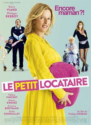 Le petit locataire / Nadège Loiseau (réal) | Loiseau, Nadège. Metteur en scène ou réalisateur. Scénariste