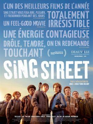 Sing Street / John Carney (réal) | Carney, John. Metteur en scène ou réalisateur. Scénariste. Producteur