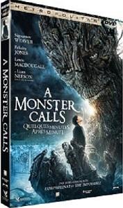 A Monster Calls : quelques minutes après minuit / Juan Antonio Bayona (réal) | Bayona, Juan Antonio. Metteur en scène ou réalisateur