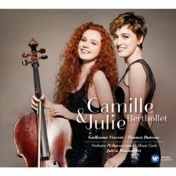 Camille & Julie Berthollet / Johannes Brahms   Brahms, Johannes. Compositeur