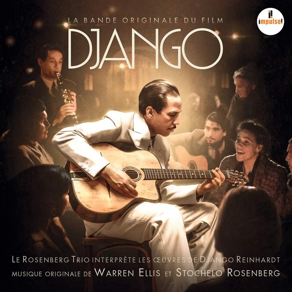 Django - bande originale du film / Django Reinhardt | Reinhardt, Django. Compositeur