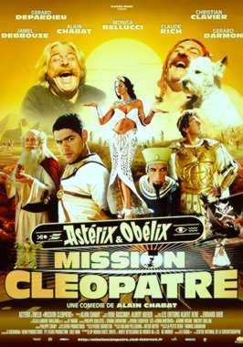 Astérix et Obélix : mission Cléopâtre / Alain Chabat (réal) | Chabat, Alain. Metteur en scène ou réalisateur. Acteur. Scénariste