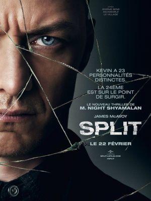 Split / M. Night Shyamalan (réal) | Shyamalan, M. Night. Metteur en scène ou réalisateur. Scénariste. Producteur