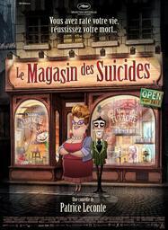 Le magasin des suicides / Patrice Leconte (réal) | Leconte, Patrice. Monteur. Scénariste