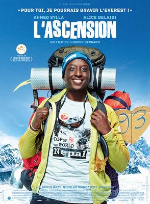 L' ascension / Ludovic Bernard (réal)   Bernard, Ludovic. Metteur en scène ou réalisateur. Scénariste