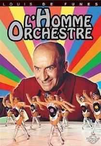 L' homme orchestre / Serge Korber (réal) | Korber, Serge. Metteur en scène ou réalisateur. Scénariste