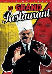 Le grand restaurant / Jacques Besnard (réal) | Besnard, Jacques. Metteur en scène ou réalisateur. Scénariste
