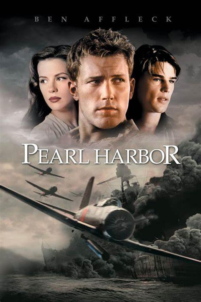 Pearl Harbor / Michael Bay (réal) | Bay, Michael. Monteur. Producteur