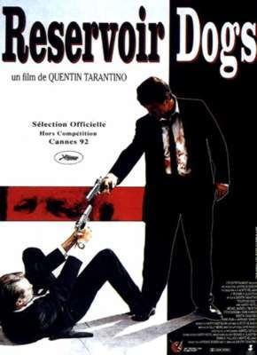 Reservoir Dogs / Quentin Tarantino (réal) | Tarantino, Quentin (1963-....). Metteur en scène ou réalisateur. Scénariste. Acteur