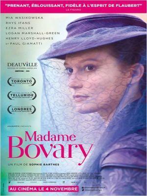 Madame Bovary / Sophie Barthes (réal) | Barthes, Sophie. Metteur en scène ou réalisateur. Scénariste