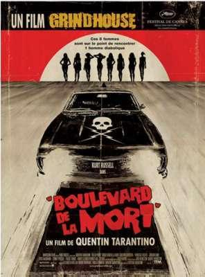 Boulevard de la mort / Quentin Tarantino (réal) | Tarantino, Quentin (1963-....). Metteur en scène ou réalisateur. Producteur. Auteur