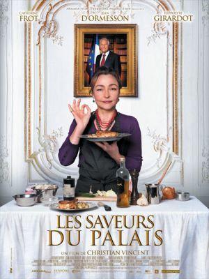 Les saveurs du palais / Christian Vincent (réal) | Vincent, Christian. Metteur en scène ou réalisateur. Scénariste