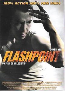 Flashpoint / Wilson Yip (réal) | Yip, Wilson. Metteur en scène ou réalisateur