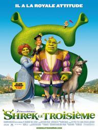 Shrek : le troisième / Chris Miller et Raman Hui (réal) | Miller, Chris. Monteur