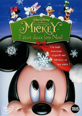 Mickey : il était deux fois Noël / Matthew O'Callaghan (réal) | O'Callaghan, Matthew. Monteur