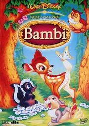 Bambi / David Hand et Walt Disney (réal) | Disney, Walt. Monteur