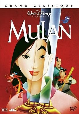 Mulan / Barry Cook et Tony Bancroft (réal) | Cook, Barry. Monteur