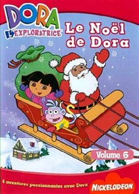 Dora l'exploratrice : le Noël de Dora. Vol. 6 / Valerie Walsh, Eric Weiner et Chris Gifford (créateurs)   Walsh, Valérie. Instigateur