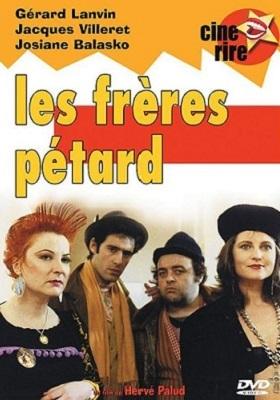 Les frères Pétard / Hervé Palud (réal) | Palud, Hervé. Monteur. Scénariste