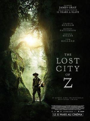 The Lost City Of Z / James Gray (réal) | Gray, James. Metteur en scène ou réalisateur. Scénariste