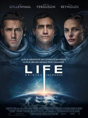Life : origine inconnue / Daniel Espinosa (réal)   Espinosa, Daniel. Metteur en scène ou réalisateur