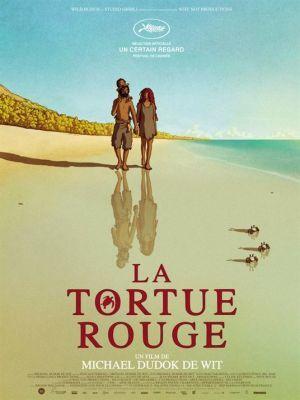 La tortue rouge / Michael Dudok De Wit (réal)   Dudok De Wit, Michael. Metteur en scène ou réalisateur. Scénariste