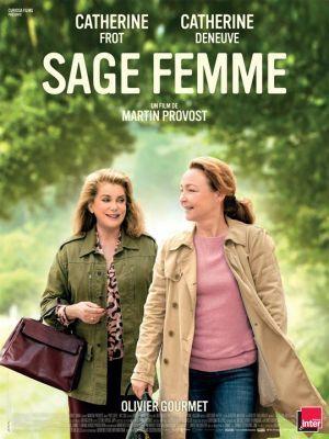 Sage femme / Martin Provost (réal) | Provost, Martin. Metteur en scène ou réalisateur. Scénariste
