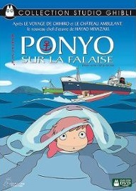 Ponyo sur la falaise / Hayao Miyazaki (réal)   Miyazaki, Hayao. Metteur en scène ou réalisateur. Scénariste
