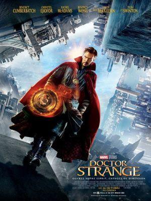Doctor Strange / Scott Derrickson (réal) | Derrickson, Scott. Metteur en scène ou réalisateur