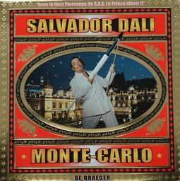 Salvador Dali à Monté-Carlo / Jordi Casals | Casals, Jordi. Auteur