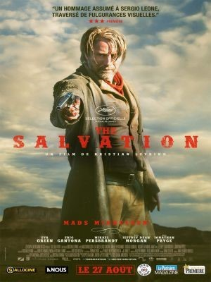 The Salvation / Kristian Levring   Levring, Kristian. Metteur en scène ou réalisateur. Scénariste