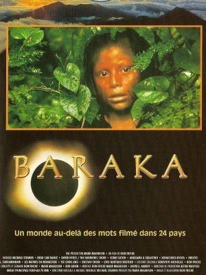 Baraka / Ron Fricke (réal)   Fricke, Ron. Metteur en scène ou réalisateur