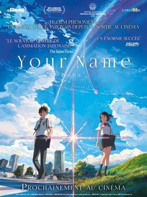 Your Name. / Makoto Shinkai (réal)   Shinkai, Makoto (1973-....). Metteur en scène ou réalisateur. Scénariste