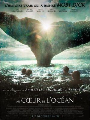 Au coeur de l'océan / Ron Howard (réal)   Howard, Ron. Metteur en scène ou réalisateur