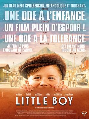 Little Boy / Alejandro Monteverde (réal)   Monteverde, Alejandro. Metteur en scène ou réalisateur
