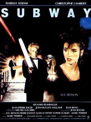 Subway / Luc Besson (réal)   Besson, Luc. Metteur en scène ou réalisateur