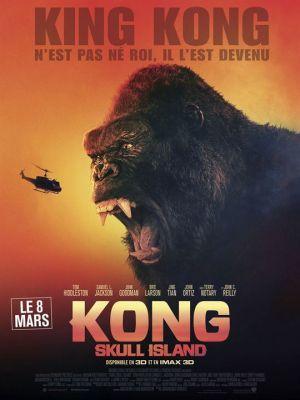 Kong, Skull Island / Jordan Vogt-Roberts (réal)   Vogt-Roberts, Jordan. Metteur en scène ou réalisateur