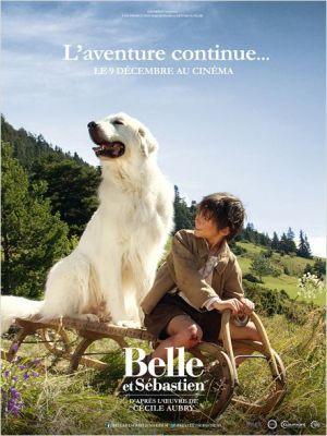 Belle et Sébastien 2 : l'aventure continue / Christian Duguay (réal) | Duguay, Christian. Metteur en scène ou réalisateur