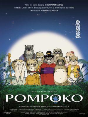 Pompoko / Isao Takahata (réal)   Takahata, Isao. Metteur en scène ou réalisateur. Scénariste