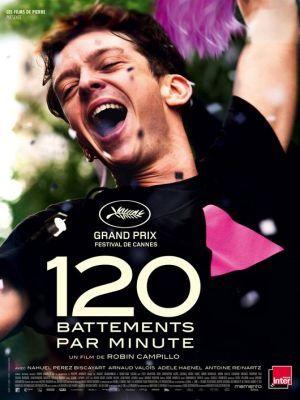 120 battements par minute / Robin Campillo (réal)   Campillo, Robin. Metteur en scène ou réalisateur. Scénariste