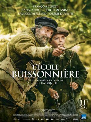 L'école buissonnière / Nicolas Vanier (réal)   Vanier, Nicolas. Metteur en scène ou réalisateur