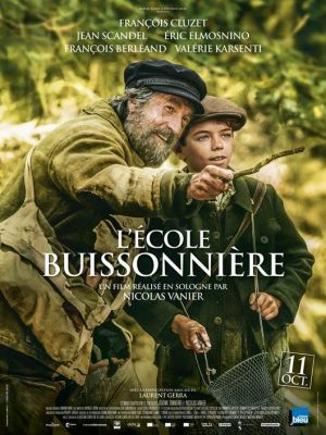 L'école buissonnière / Nicolas Vanier (réal) | Vanier, Nicolas ((1962 ...)). Metteur en scène ou réalisateur