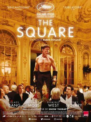 The Square / Ruben Östlund (réal) | Östlund, Ruben. Metteur en scène ou réalisateur. Scénariste