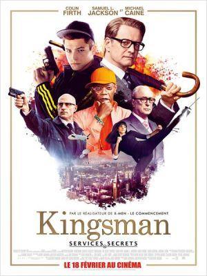 Kingsman : services secrets / Matthew Vaughn (réal)   Vaughn, Matthew (1971-....). Metteur en scène ou réalisateur. Scénariste