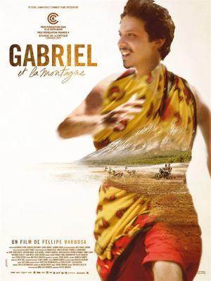 Gabriel et la montagne / Fellipe Barbosa (réal) | Barbosa, Fellipe. Metteur en scène ou réalisateur