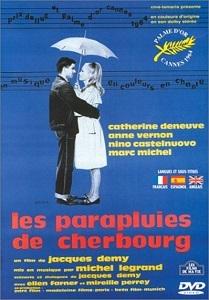 Les parapluies de Cherbourg / Jacques Demy (réal)   Demy, Jacques. Metteur en scène ou réalisateur