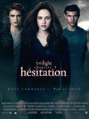 Twilight 3 : Hésitation / David Slade (réal) | Slade, David. Metteur en scène ou réalisateur