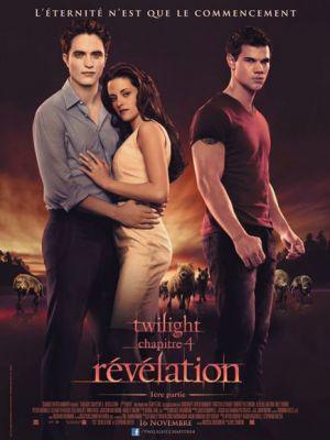 Twilight 4 : Révélation (1ère partie) / Bill Condon (réal)   Condon, Bill. Metteur en scène ou réalisateur